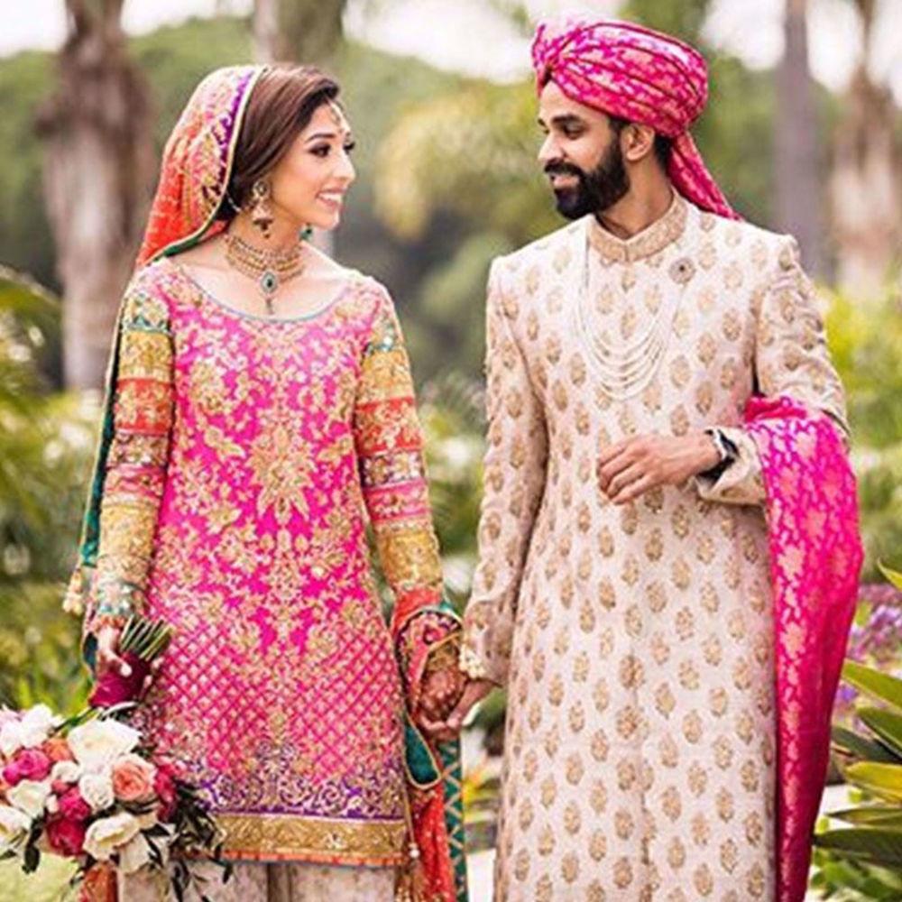 Picture of BEAUTIFUL NOMI ANSARI BRIDE