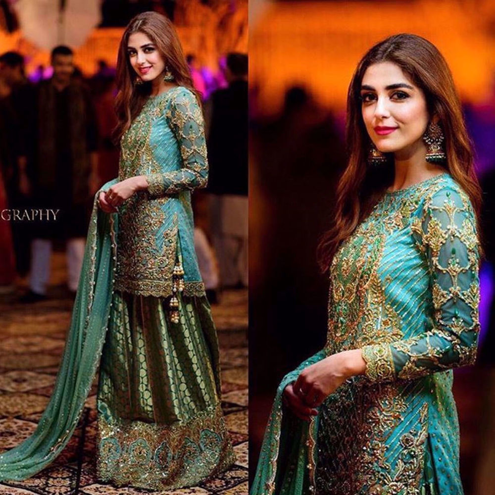 Picture of MAYA ALI LOOKING GORGEOUS IN MONSOON