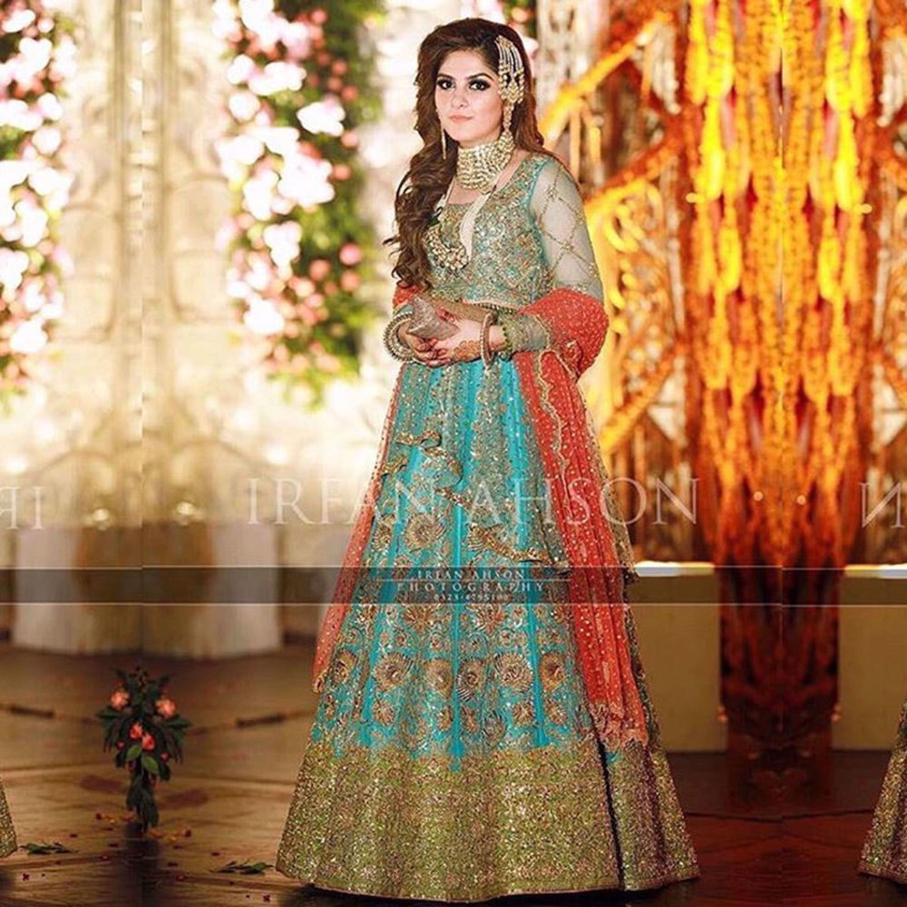 Picture of RABIA WAHEED IN A GORGEOUS CUSTOM OUTFIT