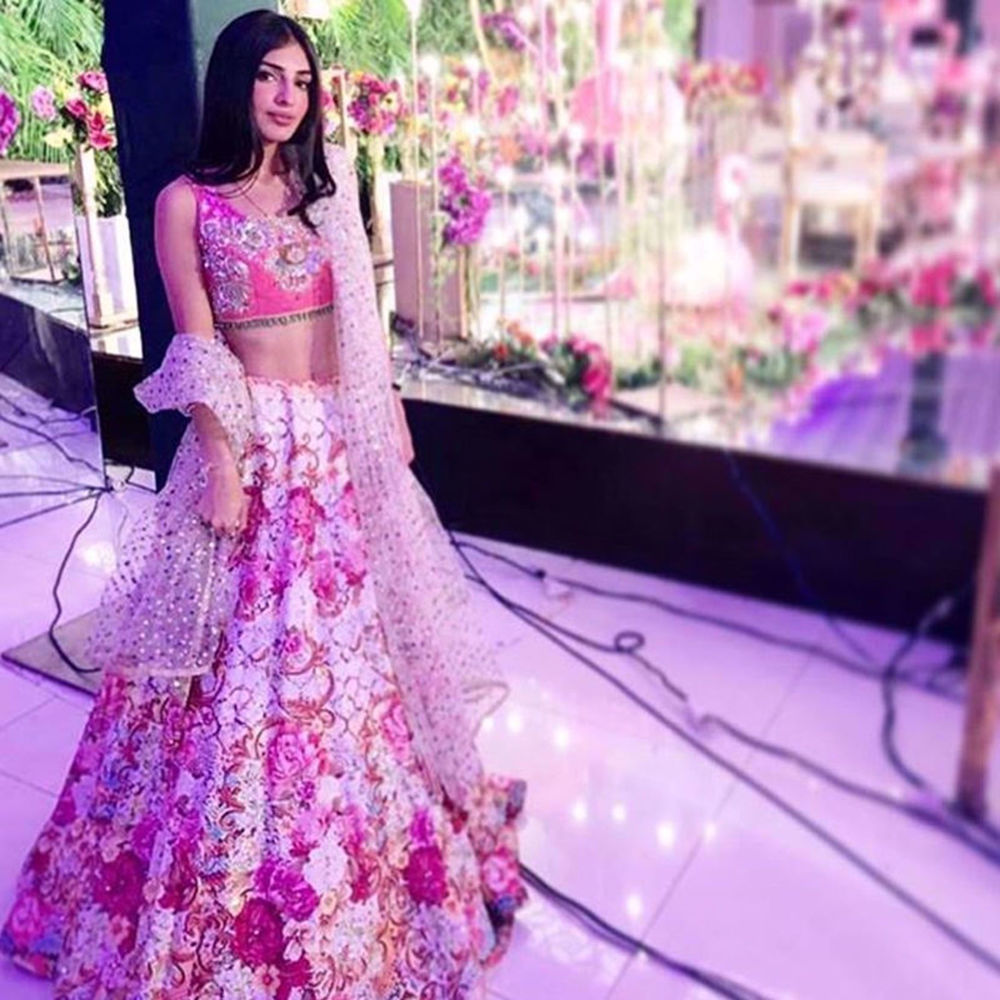 Picture of IMAN BAIG SPOTTED IN SPRING BLOOM