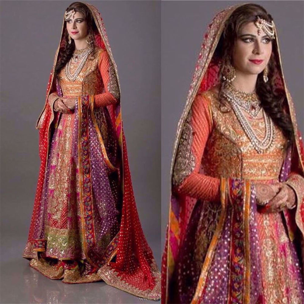 Picture of DIVINE OUTFIT BY NOMI ANSARI COUTURE