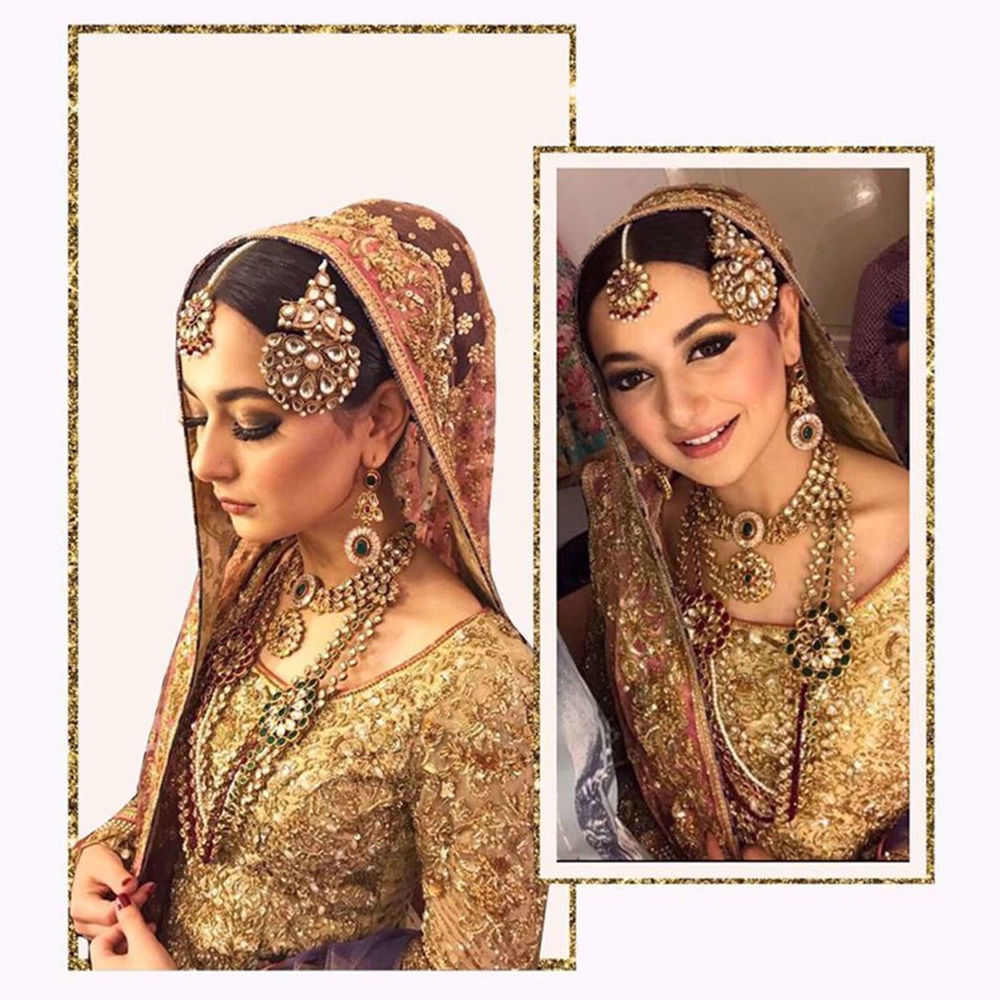 Picture of HANIA AMIR IN LOOKING GORGEOUS IN MAJESTIC AUREATE