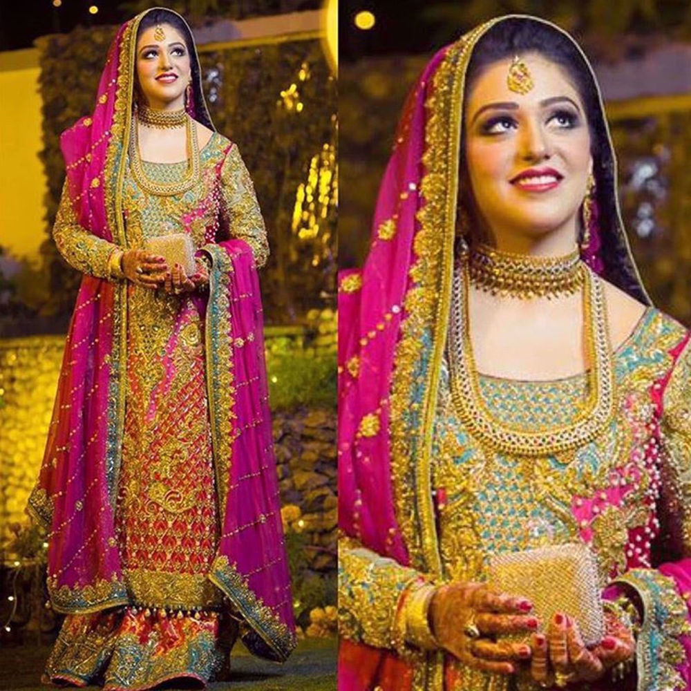 Picture of KULSOOM SETHI LOOKS RESPLENDENT IN A CUSTOM OUTFIT