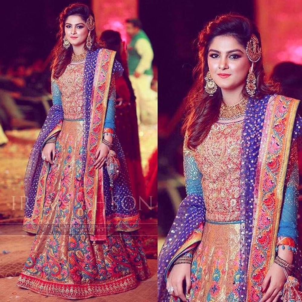 Picture of RABIA WAHEED IN A GORGEOUS CUSTOM OUTFIT (2)