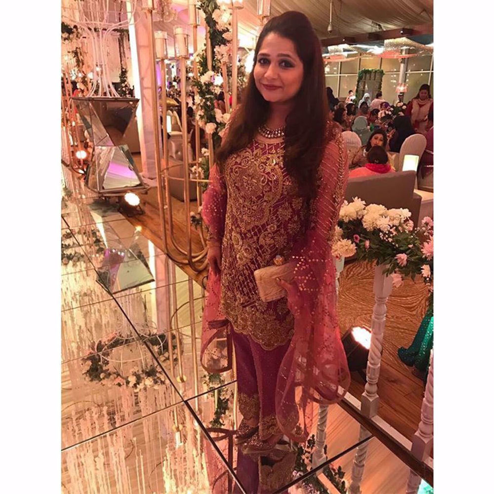 Picture of SADAF WALI MOHAMMAD SPOTTED IN GLADE