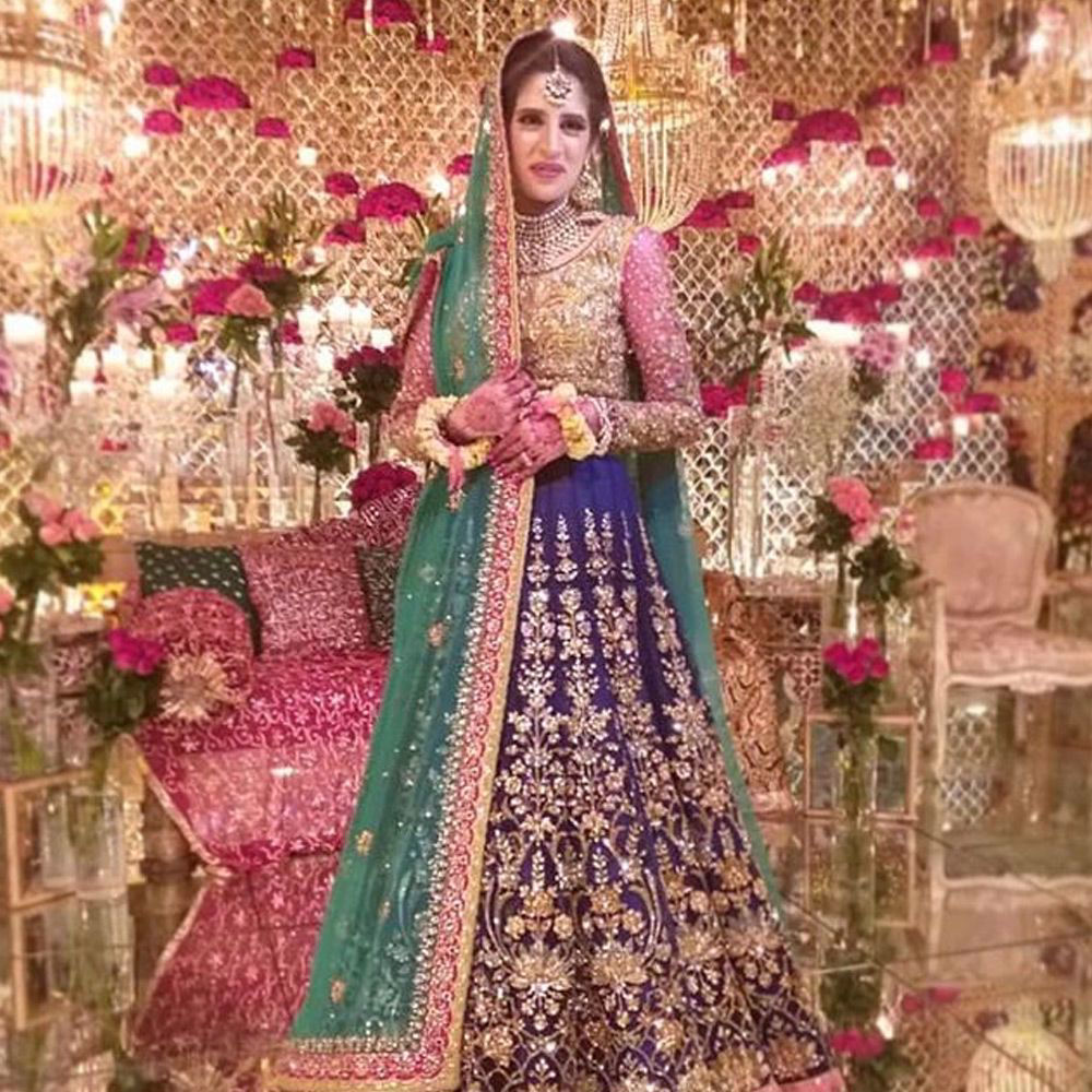 Picture of Bridal wear by Nomi Ansari