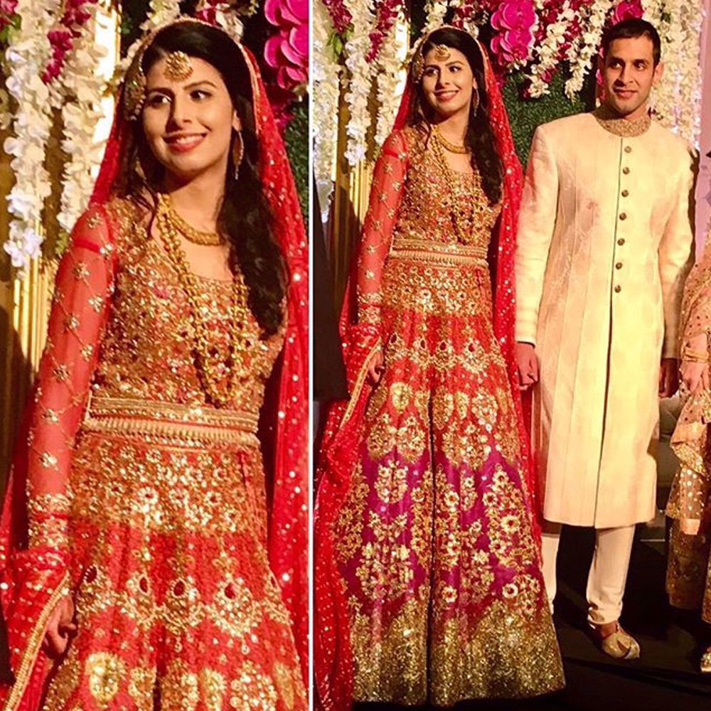 Picture of Seeing our #NomiAnsari brides shine in thier custom made bridals make us immensly proud
