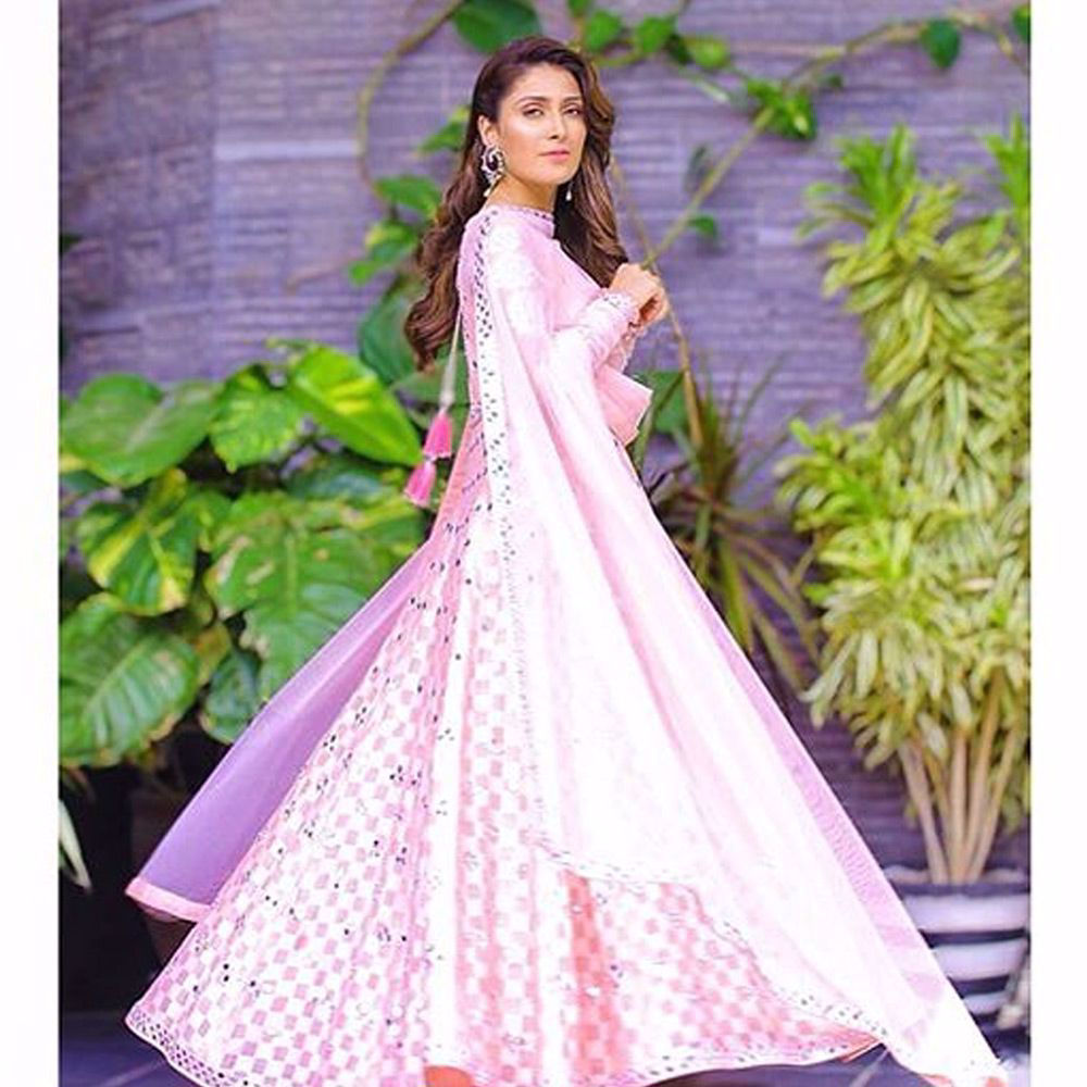 Picture of Ayza Khan in Occasion wear by Nomi Ansari