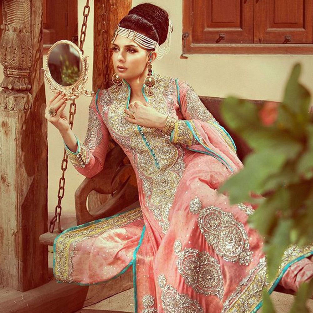 Picture of from our archives' the beautiful #mahnoorbaloch for #nomiansari